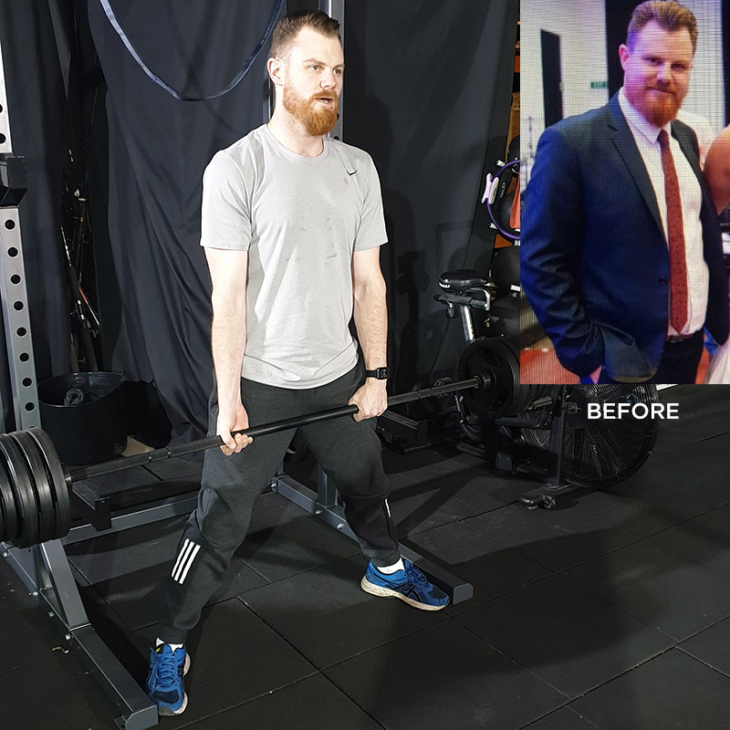 Shane before and after weight loss and fitness photos